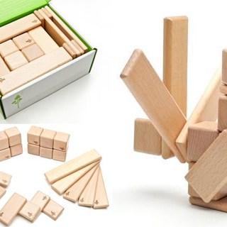 Tegu: Costruzioni in legno magnetiche