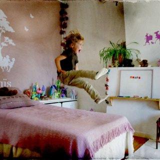 Gli stickers murali di harmonie-interieure: french touch