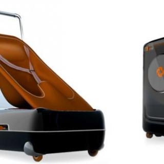 Strolley: soluzione intelligente per genitori in viaggio