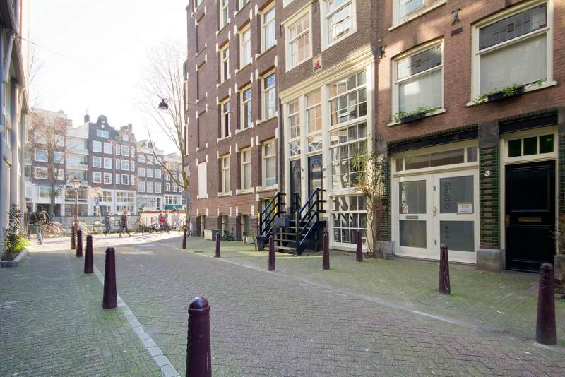 Mercedes Bed and breakfast Amsterdam