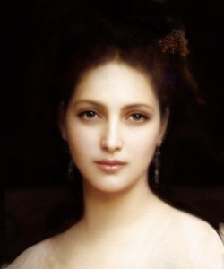aphrodite by William adolphe bouguereau
