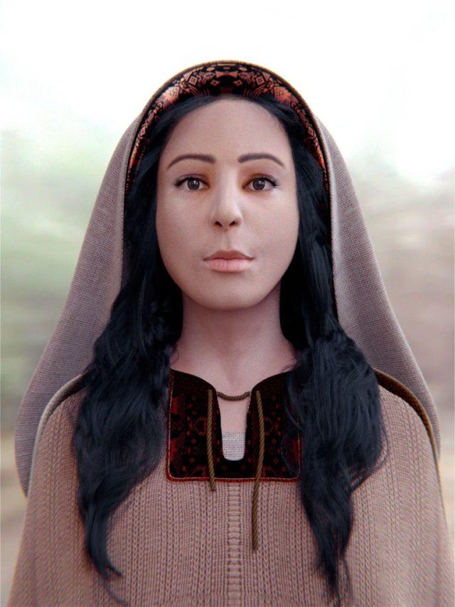 Saint_Mary_Magdalene_-_Digital_facial_reconstruction by Cicero Moraes