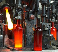 Fabricación vidrio hueco