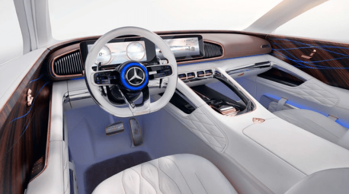 2020 Mercedes Benz Maybach Interior