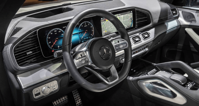 2020 Mercedes GLE Interior