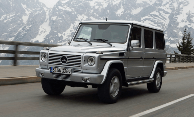 2020 Mercedes Benz G Wagon 4x4 Price Interior Concept