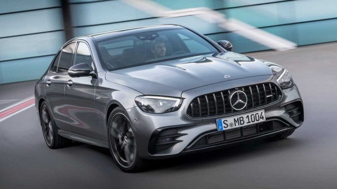 2021 Mercedes-Benz E-Class: New Face, Fresh Tech, And A Plug