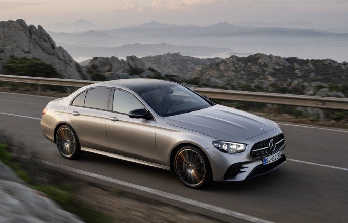 2021 Mercedes-Benz E-Class Preview