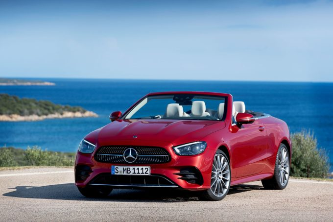 2021 Mercedes E-Class Coupe And Cabriolet Benefit From