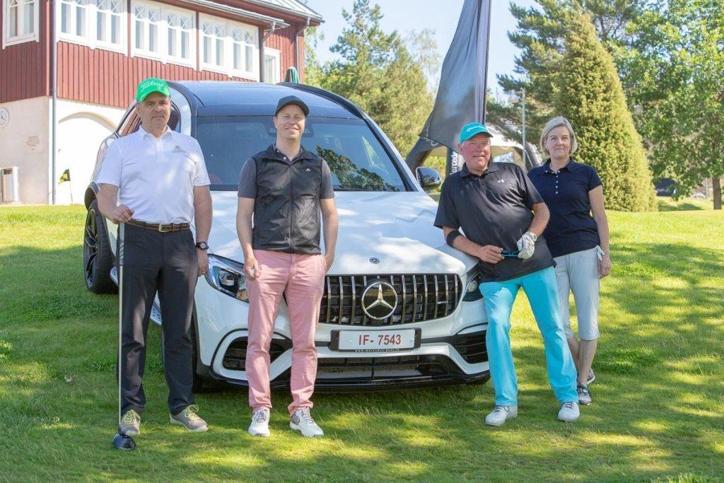 Kultaranta Golf 2018