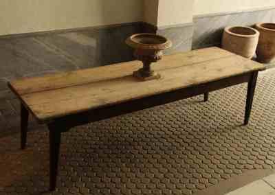 Mesa de comedor provenzal