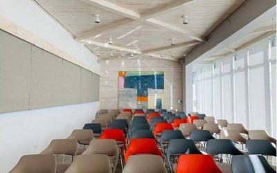 Proyecto de interiorismo y decoración Edificio Cabrera