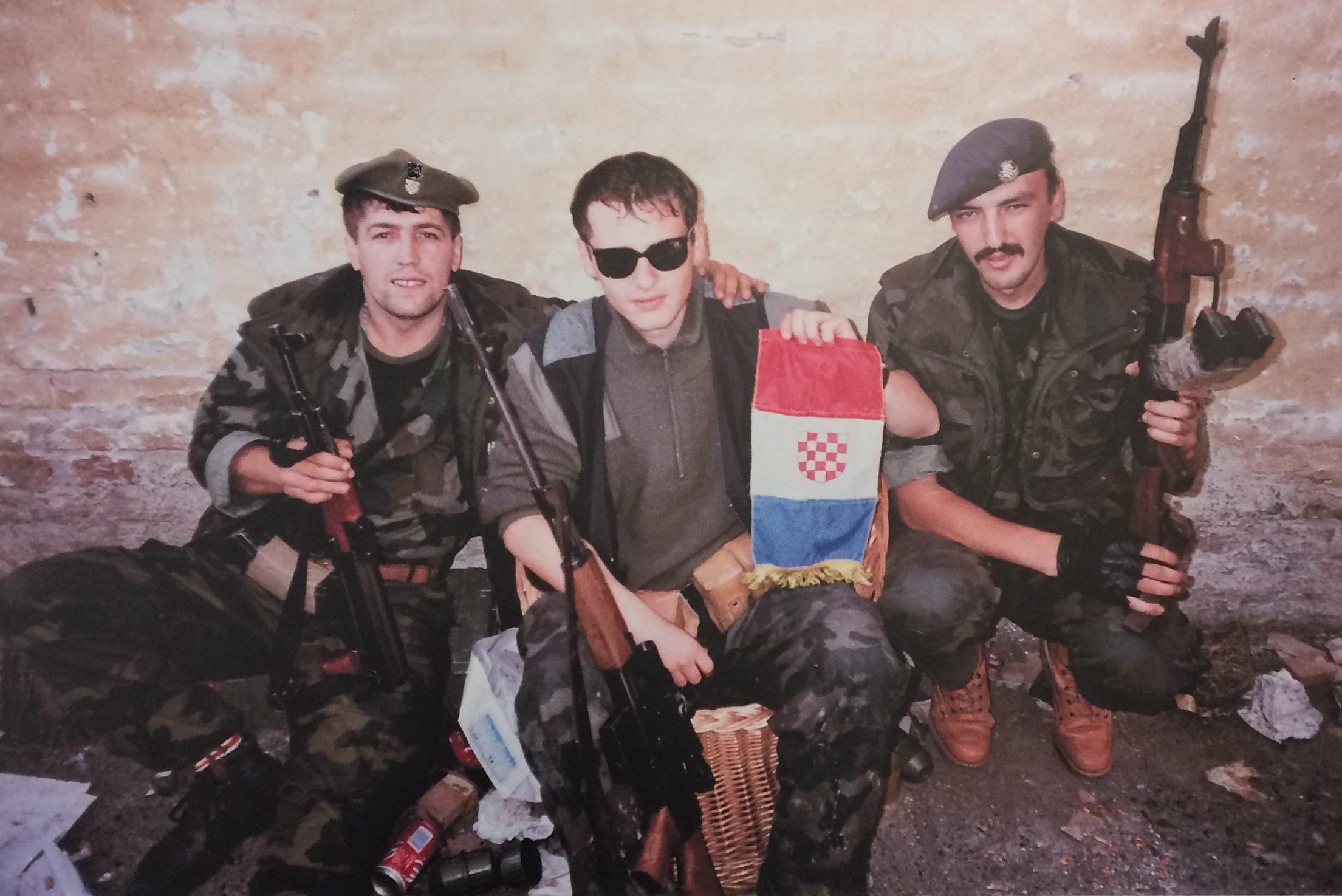 Qui à tué le français de Vukovar ?