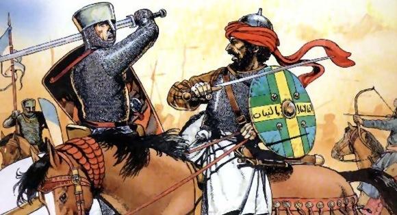 Au secours Charles Martel.