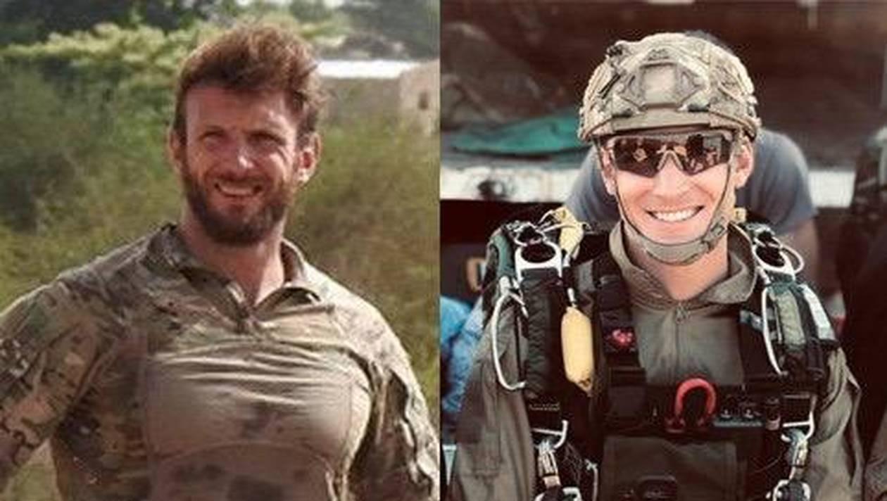 Deux héros au walhalla.