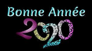Bonne année2020.
