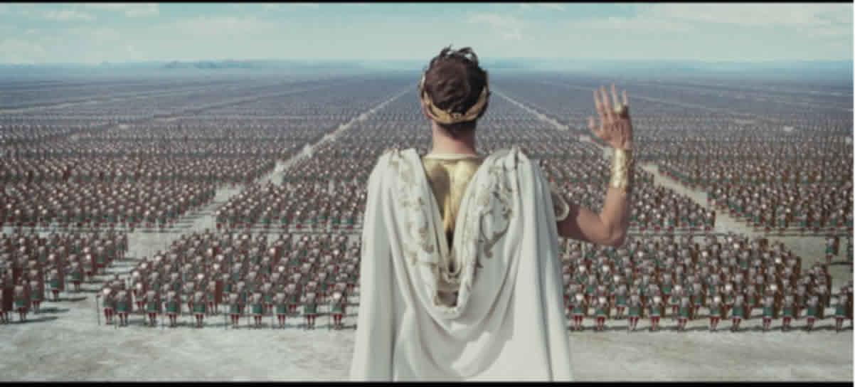 Que César prenne garde à la colère des légions!