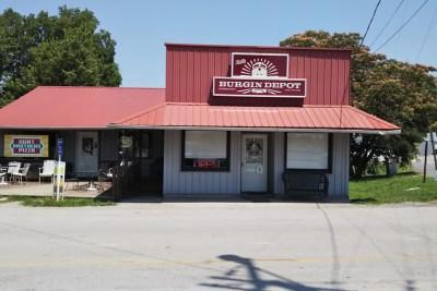Burgin Depot
