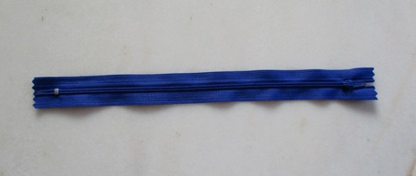 réf 07-p-25-006 fermeture éclair 25 cm