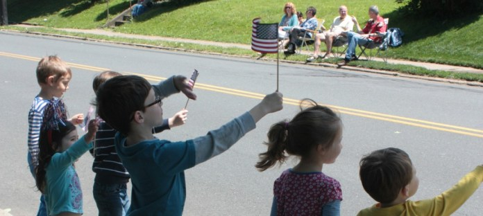 Mercer County Memorial Day Parade Round-Up