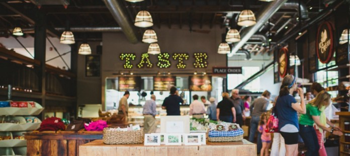 Al Fresco at Brick Farm Market Will Be Twice as Nice