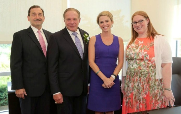 Good Morning America Anchor Urges Early Detection for Breast Cancer at Capital Health Event