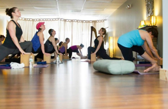 Local Yoga Studios Flow Through Changes
