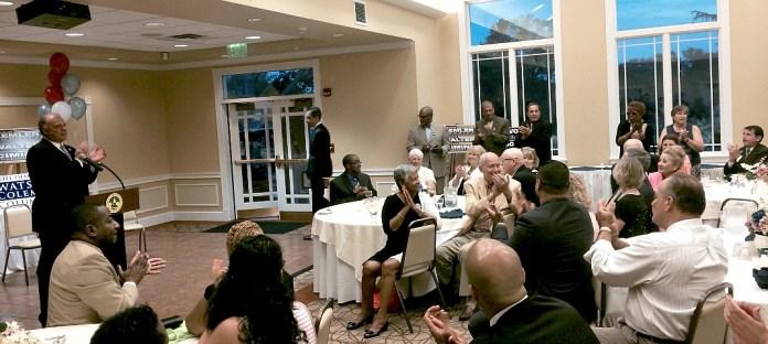 Mercer Dems Gather Political Stars for Holt Farewell