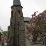 Pennington Methodist Church, est. 1774, Pennington, NJ.  Photo b