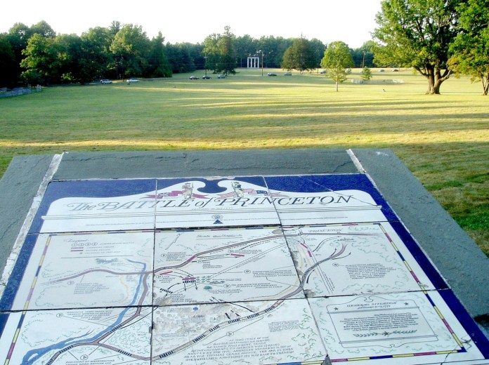 Additional Land Expands Princeton Battlefield State Park