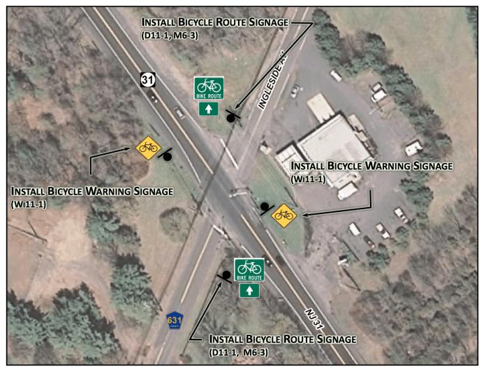 Pennington Borough Opposes Traffic Light, Hopewell Township in Favor
