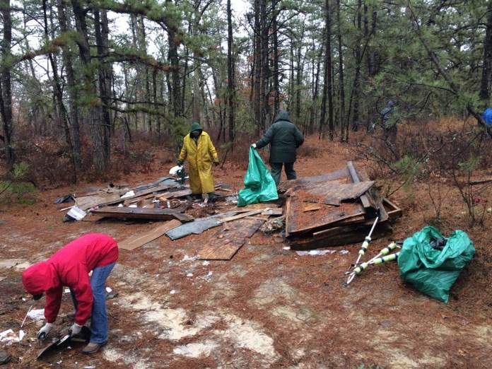 Trenton, Camden and Secaucus Join DEP Efforts to Combat Illegal Dumping