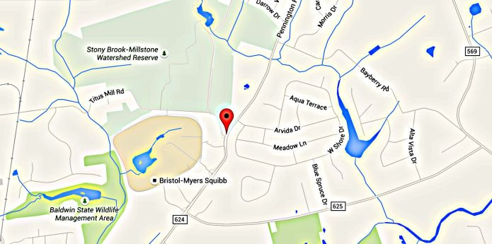 Upcoming Road Closures on Pennington Rocky Hill Road