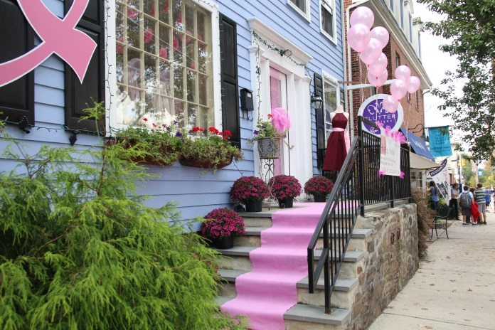 Hope is in the Bag: Hopewell Valley Businesses Raising Funds for Local Women Battling Breast Cancer