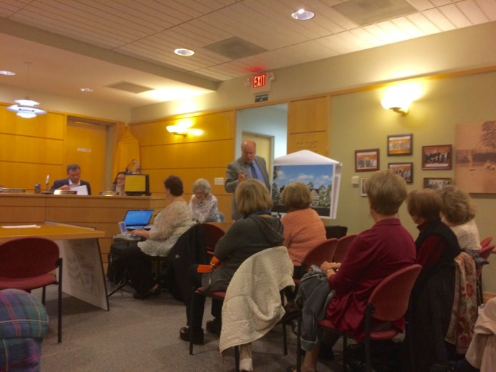 Pennington Planning Board Continues to Hear American Properties Application for 80 Residential Units