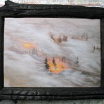 silvere forest fire 13×17