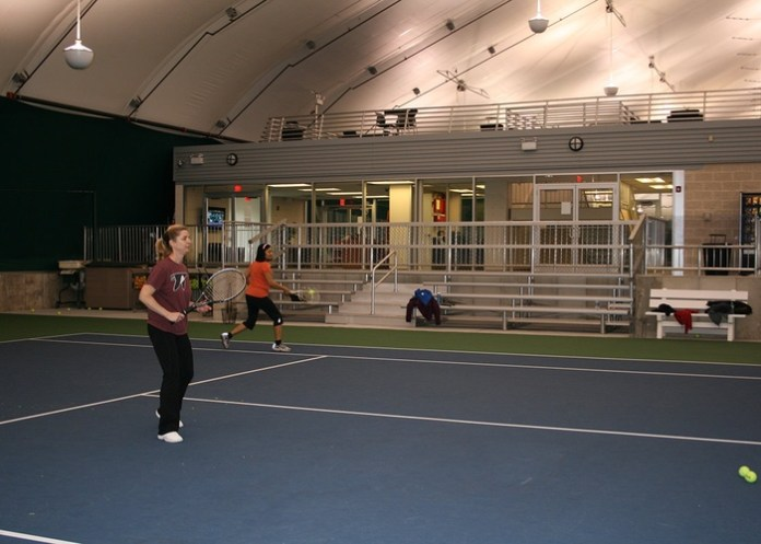 Mercer County Tennis Center Receives Multiple Awards