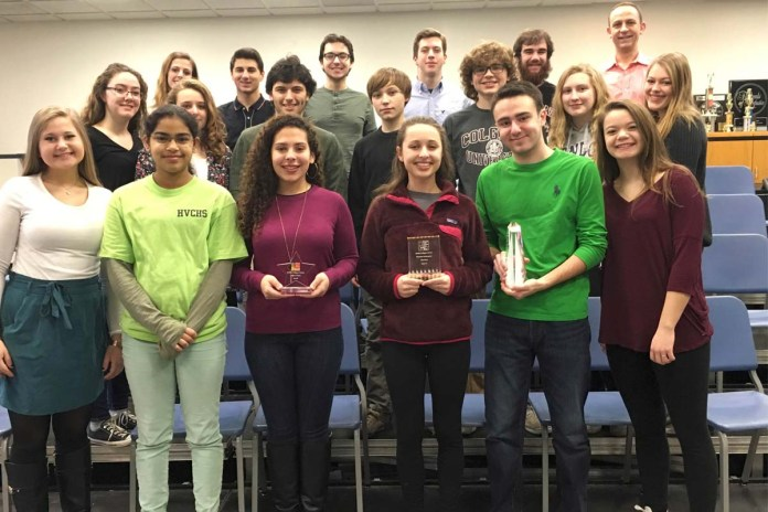 New HVRSD Jazz Ensemble Places at Berklee College of Music Festival Competition