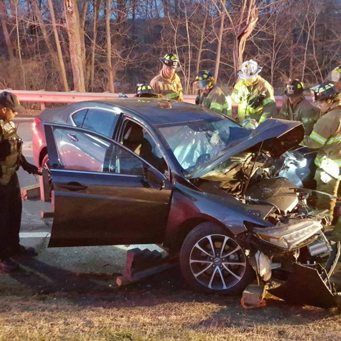 Three Car Collision in Hopewell Township Closes Route 29 in Both Directions