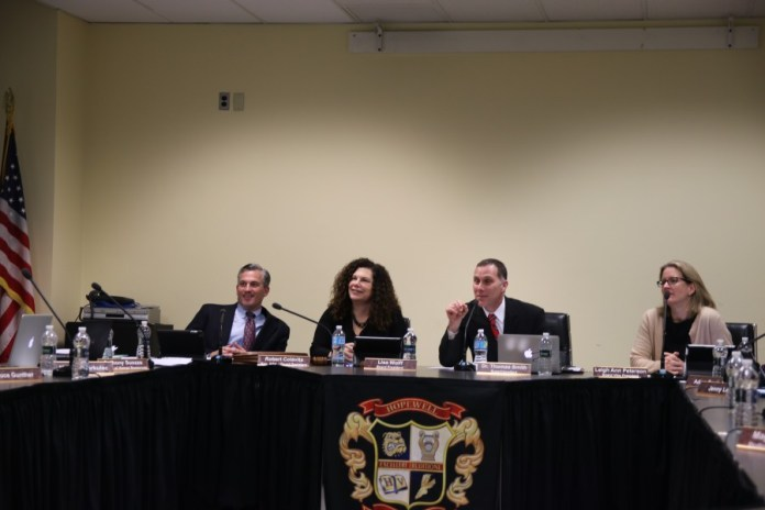 Hopewell BOE Approves Preliminary Budget, Capital Projects Rely on Referendum