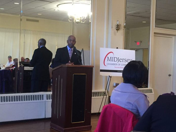 Trenton Mayor JacksonAnnounces Youth Jobs Program