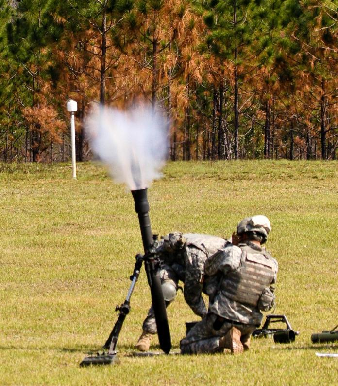 Live Mortar Training at Joint Base McGuire-Dix-Lakehurst, West Windsor Police Warns of Shaking