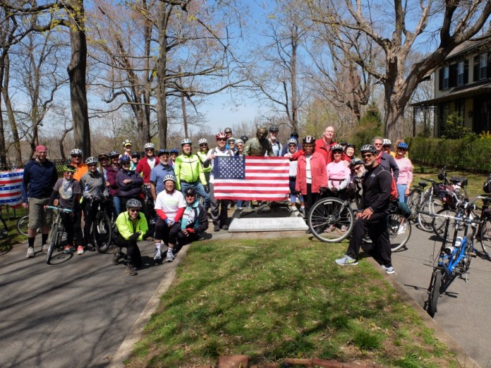 D&R Greenway Land Trust Hosted Monument Ride