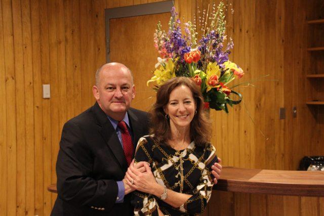 Paul Anzano & Christine O'Brien