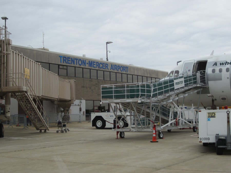 Trenton-Mercer Airport Passes FAA Inspection with Flying