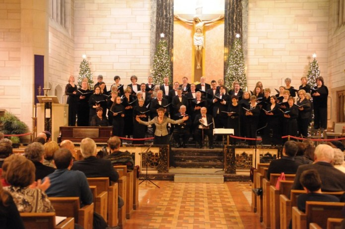 VOICES Chorale to Present the Fauré Requiem Featuring Soloists from American Boychoir