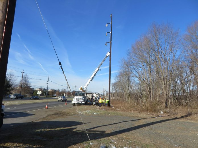 JCP&L completes final phase of transmission project for Mercer, Middlesex and Monmouth Counties