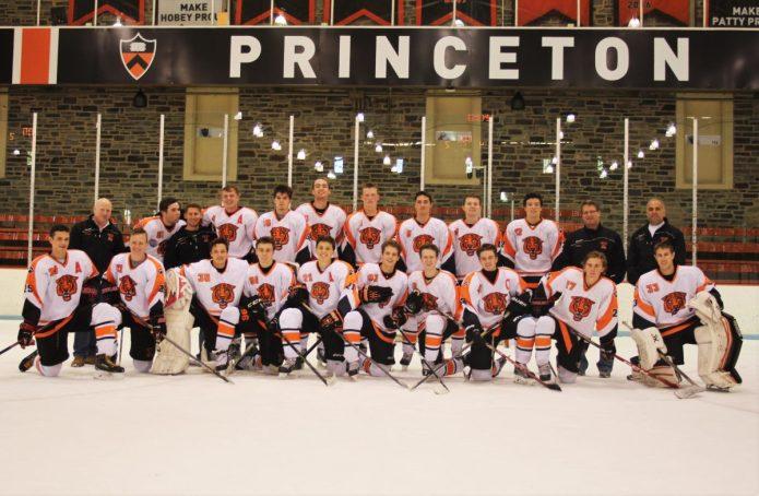 Princeton Youth Hockey Association 18U AA Season of Success