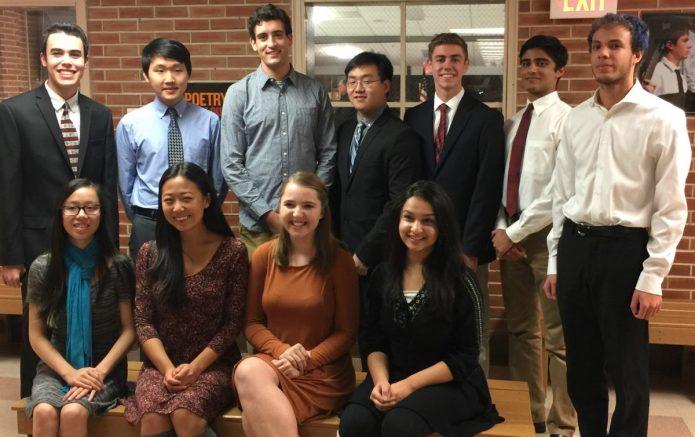 Hopewell Valley National Merit Scholars Named