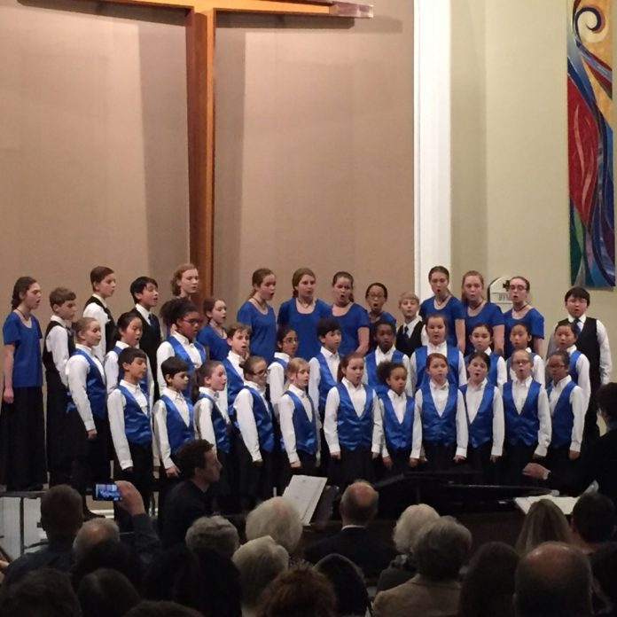 Hopewell Valley Youth Chorale Sponsoring Hopewell Area Music Competition